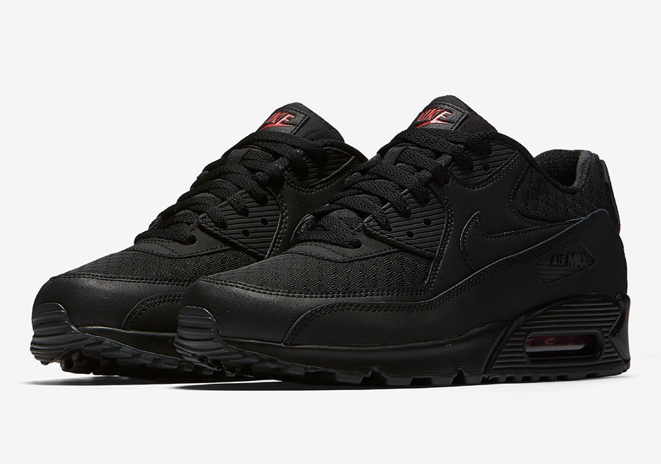 wholesale dealer 69e08 61d33 ... shop zapatillas nike air max 90 all black negro nuevo 2018. cargando  zoom. acc1d