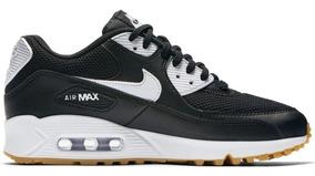 zapatillas nike mujer negras air max