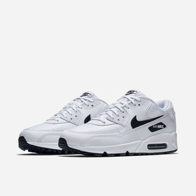 separation shoes 141b9 ab940 Nike Air Max Blancas Con Negras Hombres - Zapatillas en Mercado ...