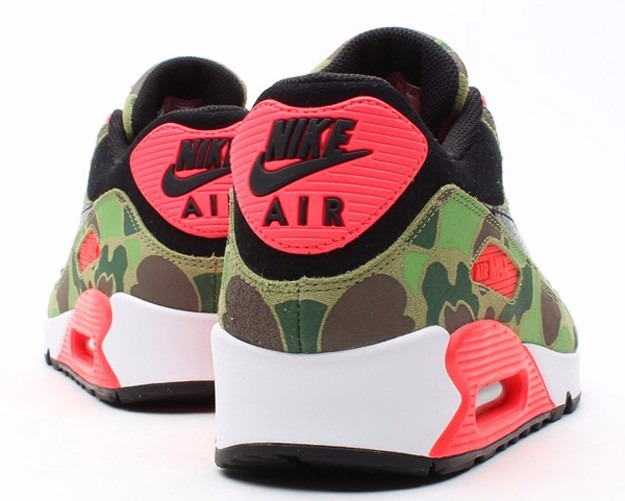 zapatillas nike air max 90 2015 camufladas