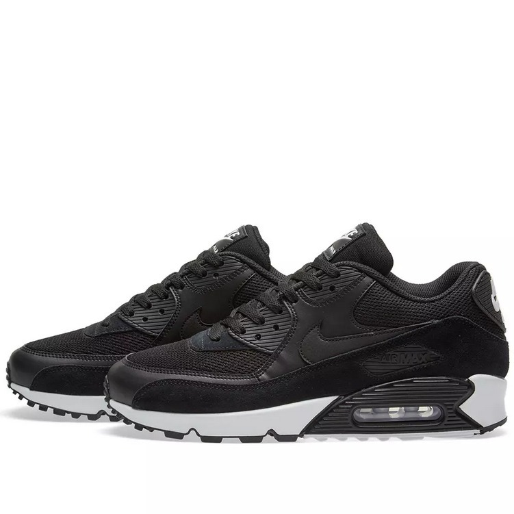 172b1858de9b7 Zapatillas Nike Air Max 90 Essential 2.0 Negras Sneakerbox ...