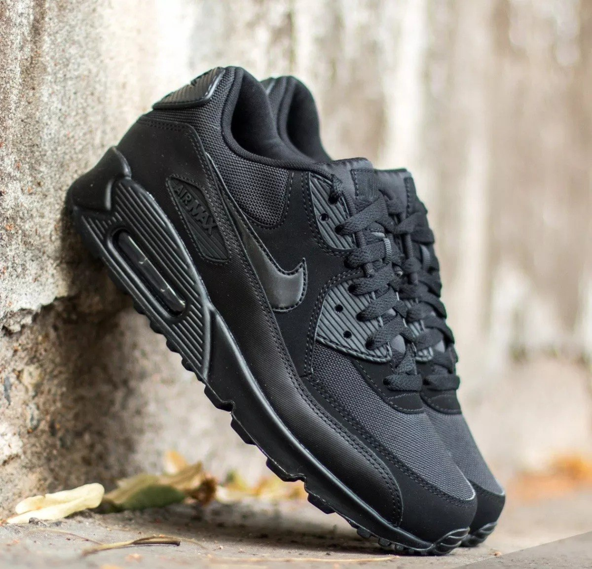 Zapatillas Nike Air Max 90 Essential Black