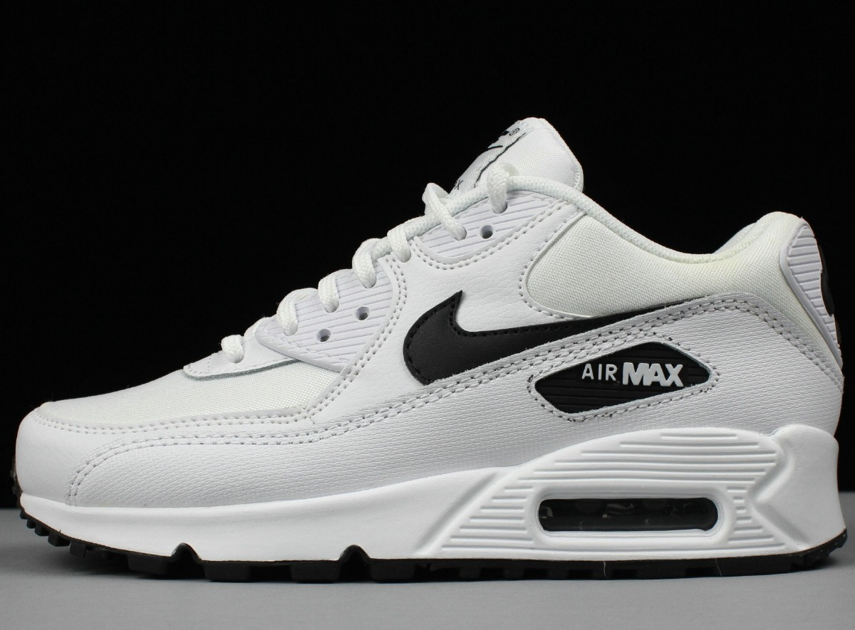 7cd597cc1e zapatillas nike air max 90 essential blanco/azul 36-45. Cargando zoom.