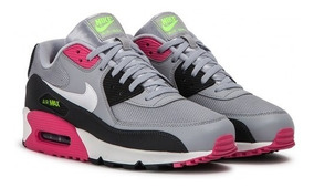 Zapatillas Nike Air Max 90 Essential Greypink. A Pedido Usa