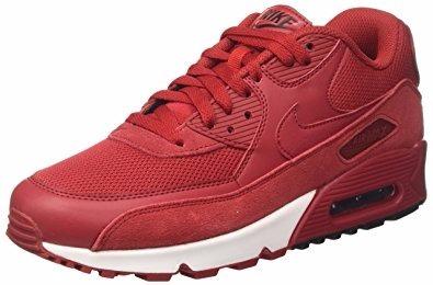 c46c1fd547588 ... italy zapatillas nike air max 90 essential rojo gym nuevo original  8eaf4 b1a34