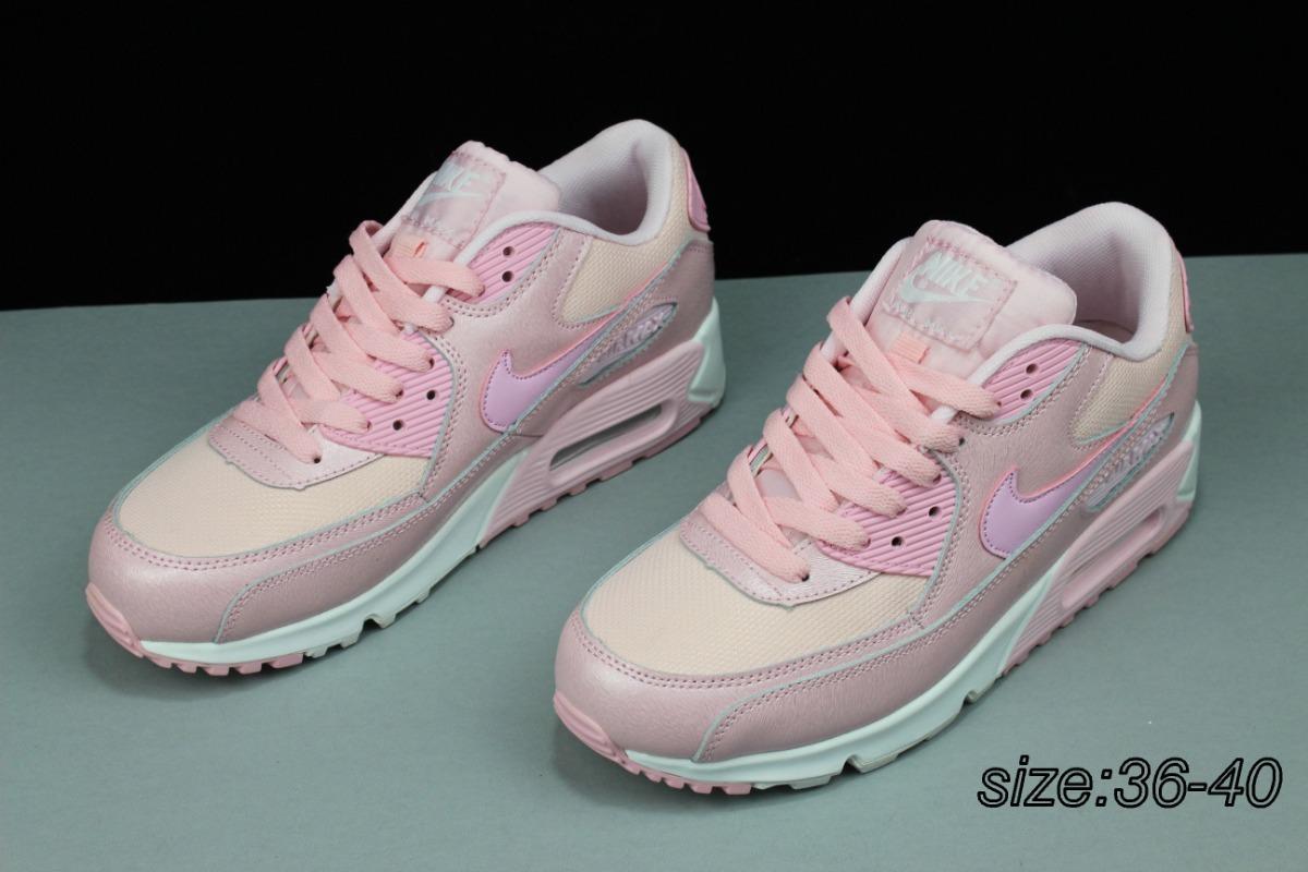 22b0b713be0 zapatillas nike air max 90 essential rosa mujer. Cargando zoom.