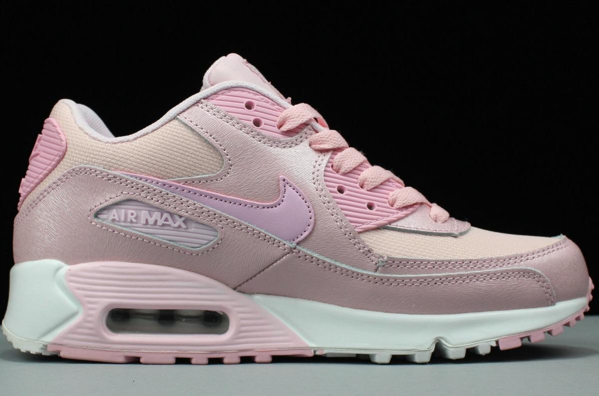 Nike Air Max 90 Rosa Claro Essential