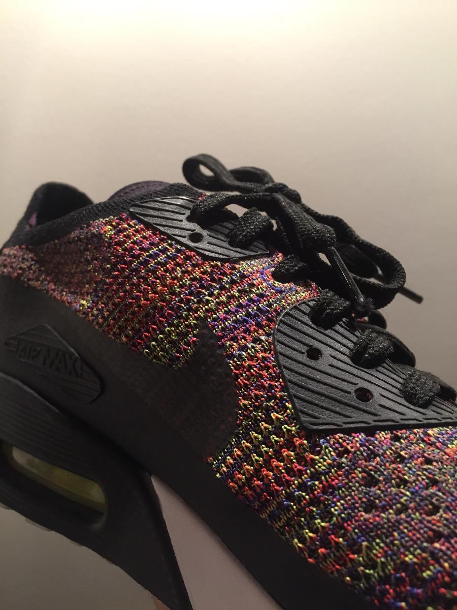 Zapatillas Nike Air Max 90 Flyknit Multicolor