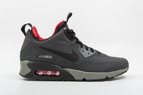 zapatillas nike air max 90 high originales ( solo pedido)