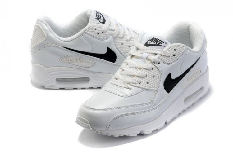 zapatillas air max hombre blancas