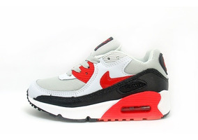 Zapatillas Nike Air Max 90 Kids (26 Al 35) | A Pedido