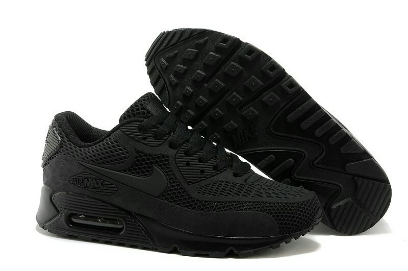 zapatillas nike air max hombre negras
