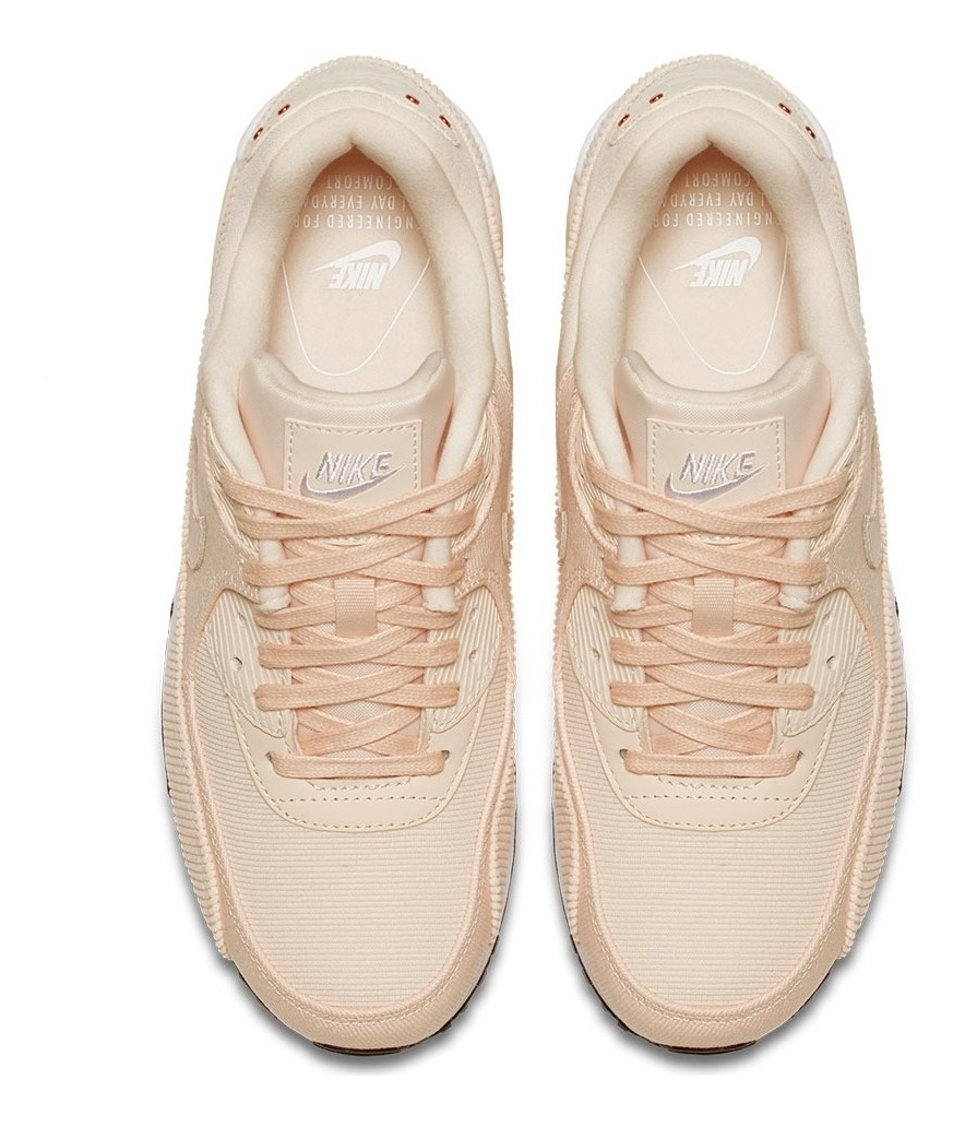 Zapatillas Nike Air Max 90 Leather 306 0833 Mujer