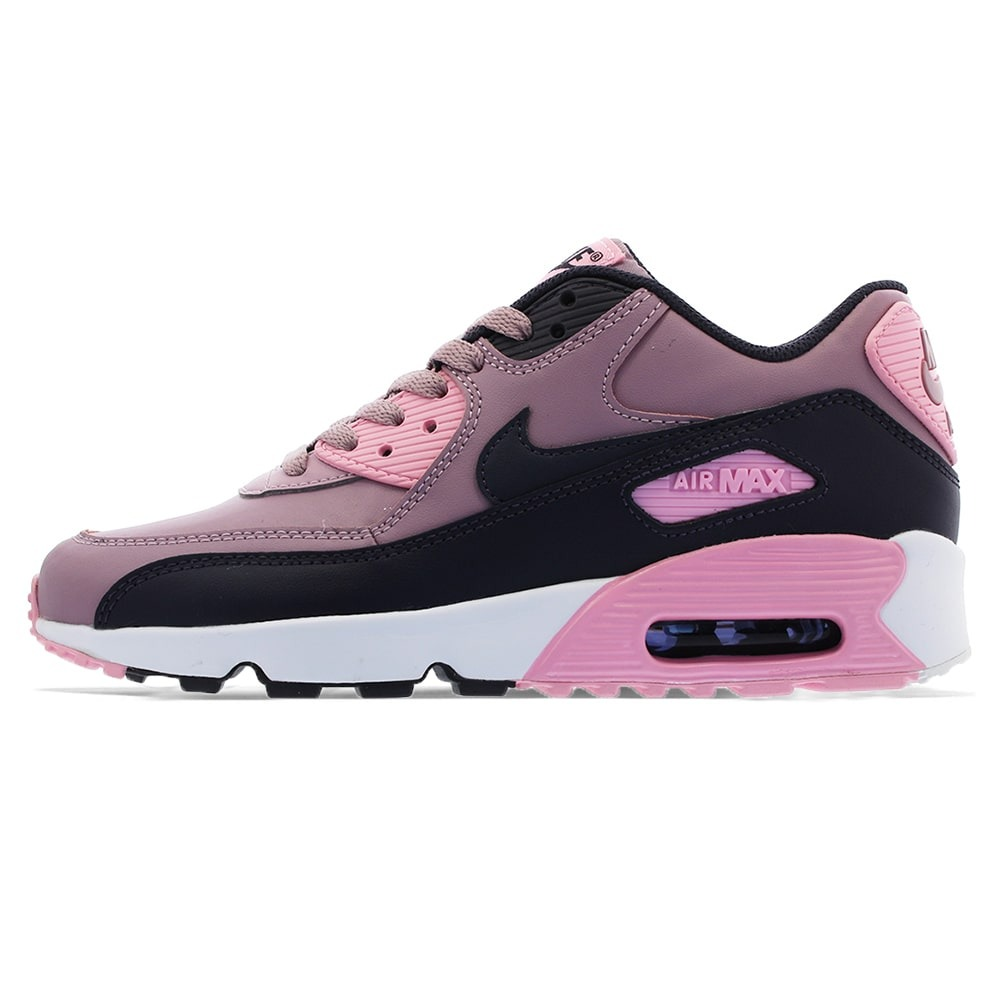 low cost b948b 6155d zapatillas nike air max 90 leather niño. Cargando zoom.