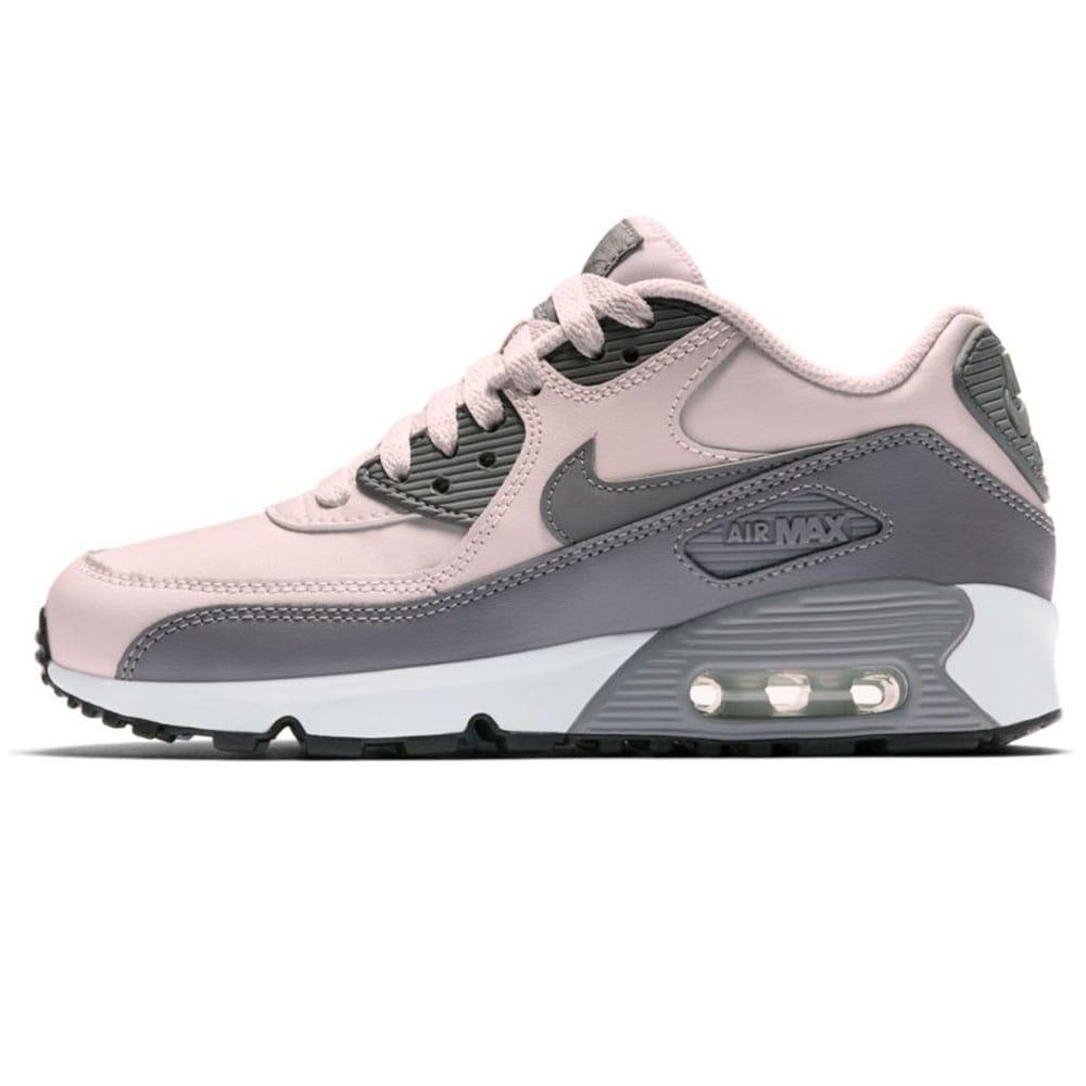 new styles 1e79c bc2f7 zapatillas nike air max 90 leather rosa mujer. Cargando zoom.