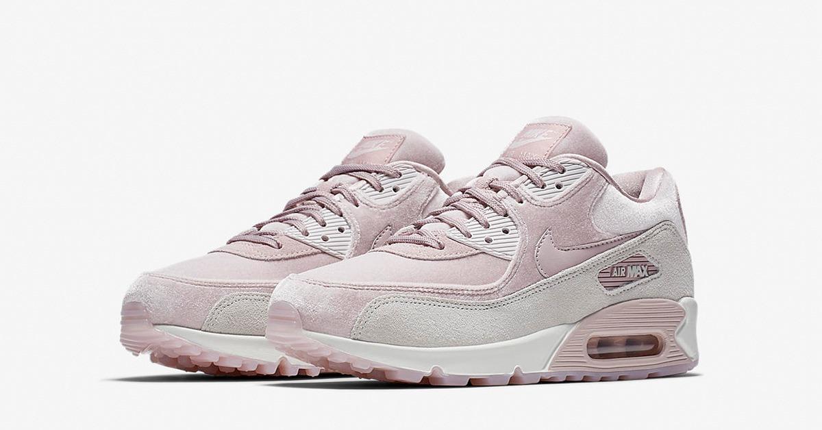 0df012d00d060 ... canada zapatillas nike air max 90 lx rosado rosa original 2018. cargando  zoom. 0e578