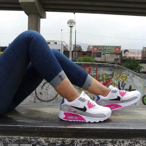 zapatillas nike air max 90 moda