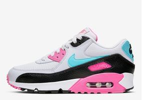 air max 90 mujer rosa