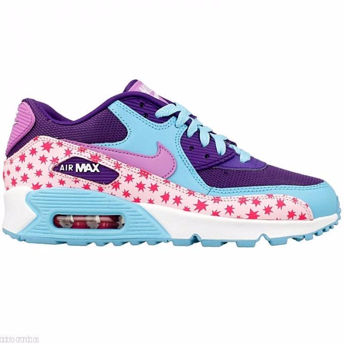 10478dea4d234 Zapatillas Nike Air Max 90 Niña -   2.490