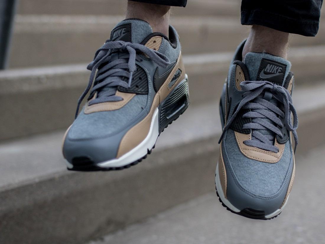 Zapatillas Nike Air Max 00 90 Premium Importadas Hombre  00 Max en 29f3af