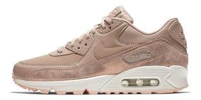 zapatillas nike air max mujer rosas