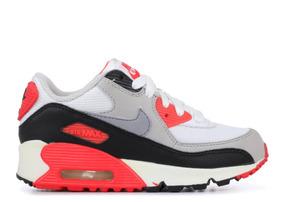 sports shoes 6cfd0 01420 Nike Air Max 90 Niñas Ninos en Mercado Libre Perú