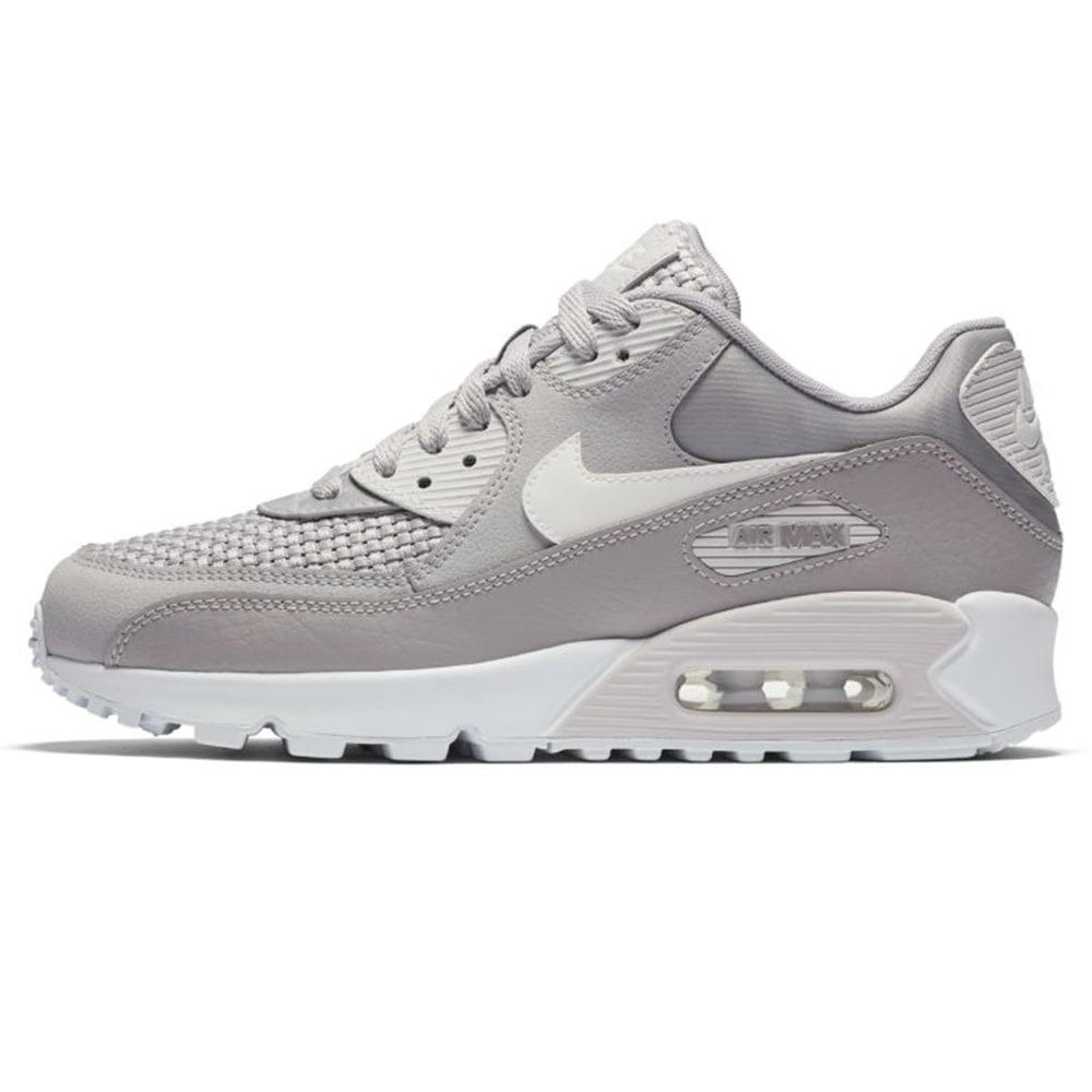 465cf6f8f92 Zapatillas Nike Air Max 90 Se Gris Mujer - $ 4.129,00 en Mercado Libre