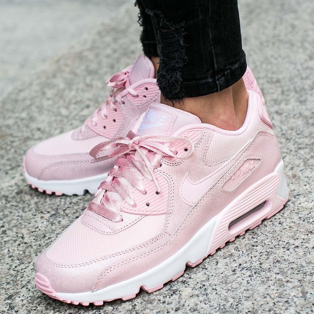 ef2cff4fdb17c zapatillas nike air max 90 se mesh rosado rosa    nuevo 2018. Cargando zoom.