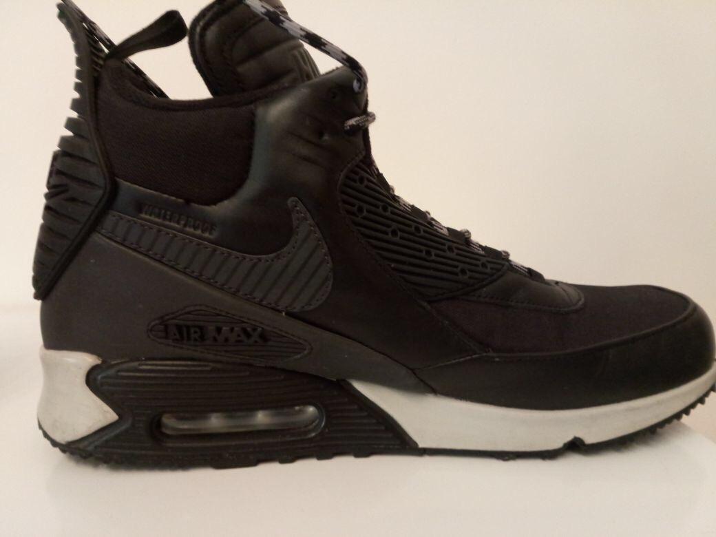 zapatillas nike air max waterproof