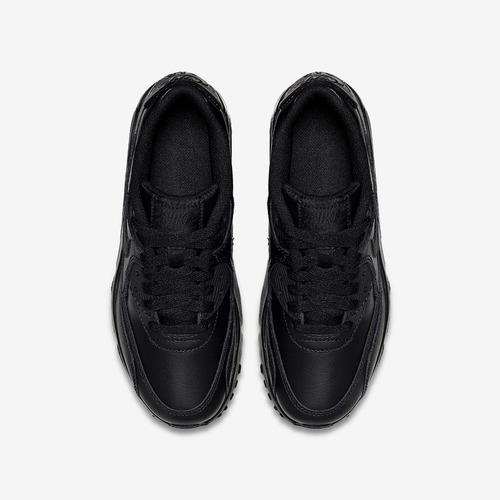 zapatillas nike air max 90 | triple black talla unica 12us