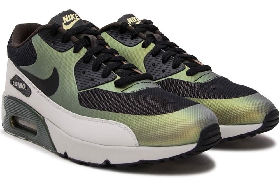 Zapatillas Nike Air Max 90 Ultra 2.0 Se Verde Camu