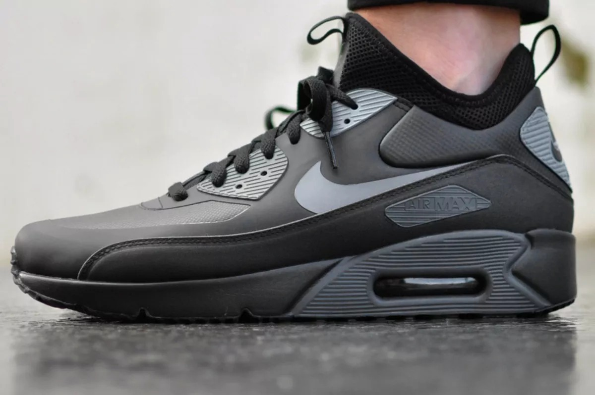 838d02ed31 zapatillas nike air max 90 ultra mid winter botita importada. Cargando zoom.