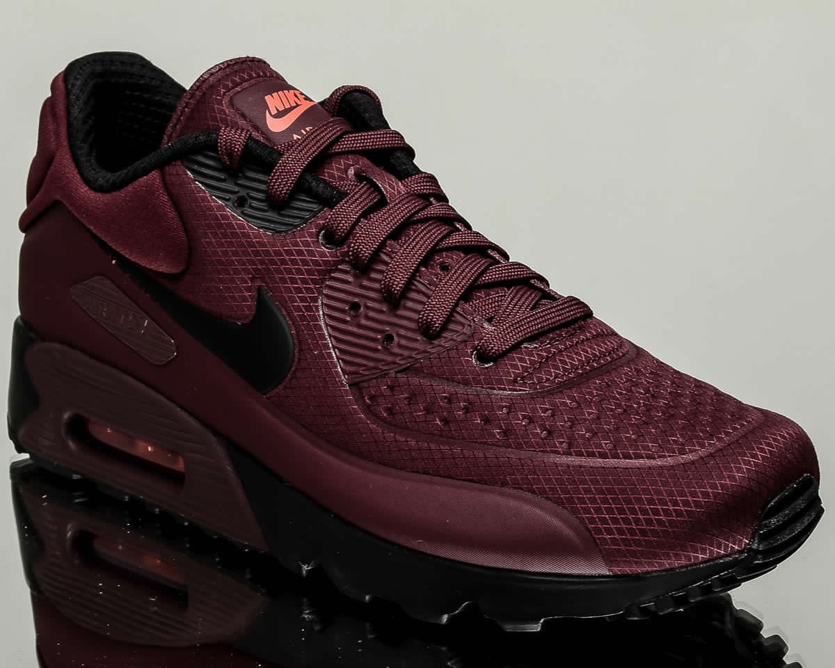 new product 9e426 5ffb2 Zapatillas Nike Air Max 90 Ultra Se Night Maroon Black