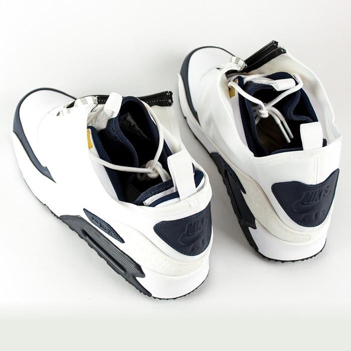 d316e302b95 Zapatillas Nike Air Max 90 Utility White And Obsidian -   4.299