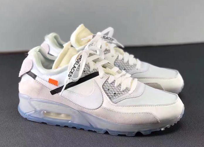 Nike Off blancooo Max 90 90 90 desierto mineral de tamaño