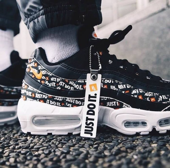 Zapatillas Nike Air Max 95 Just Do It Pack Nuevo 2018