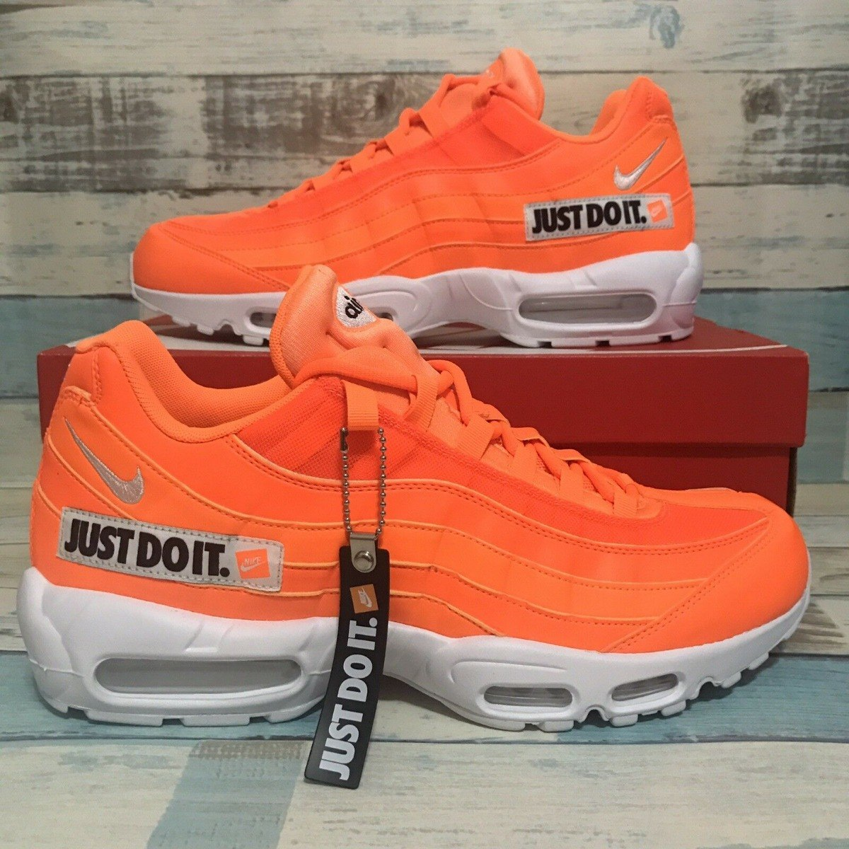 premium selection aa098 24ad6 zapatillas nike air max 95 se just do it, a pedido usa. Cargando zoom.