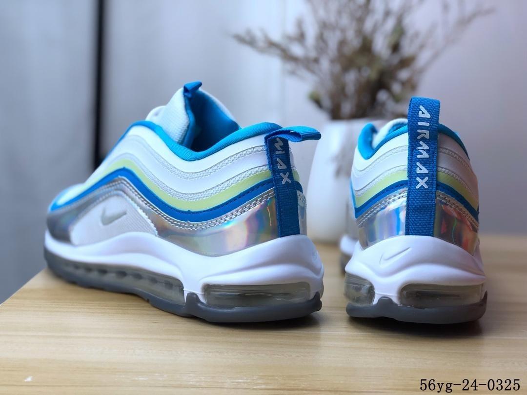 Zapatillas Nike Air Max 97 3645 Blancoceleste