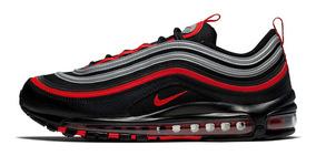 air max 97 hombre negras y rojas