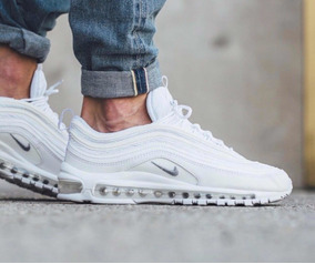 Zapatillas Nike Air Max 97 Blanco, 100% Originales!