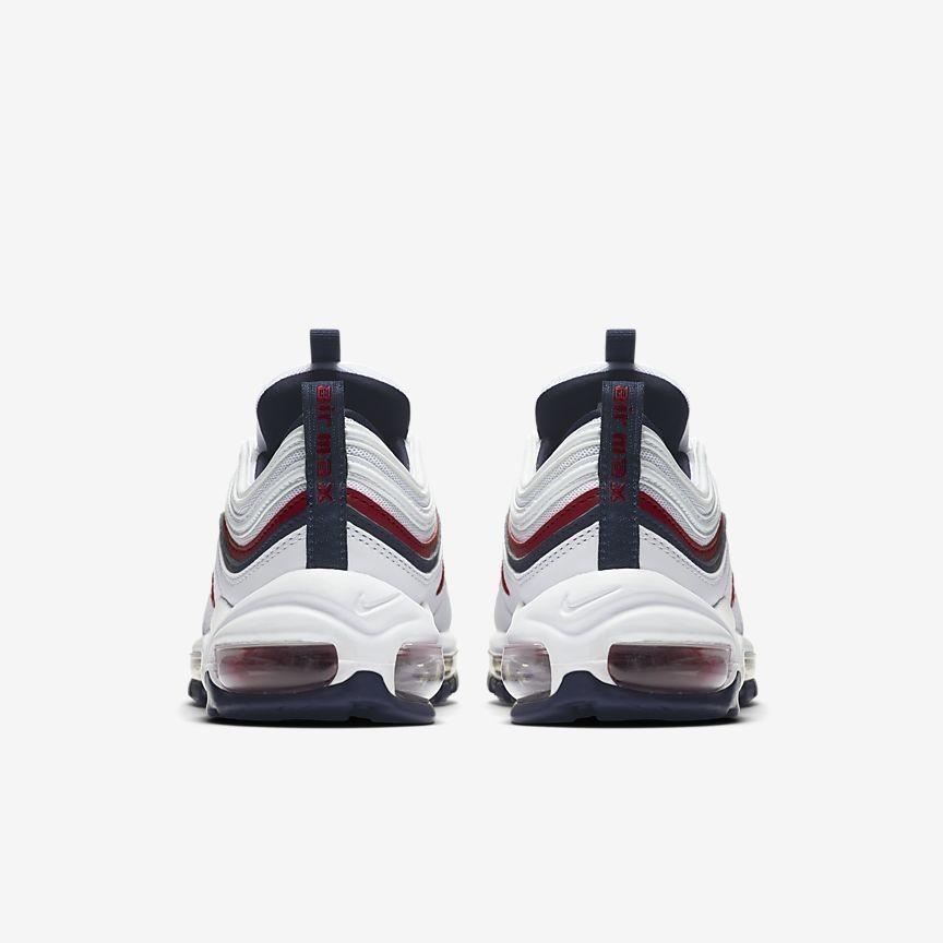 db73b448a55 zapatillas nike air max 97 blanco rojo azul    nuevo 2018. Cargando zoom.