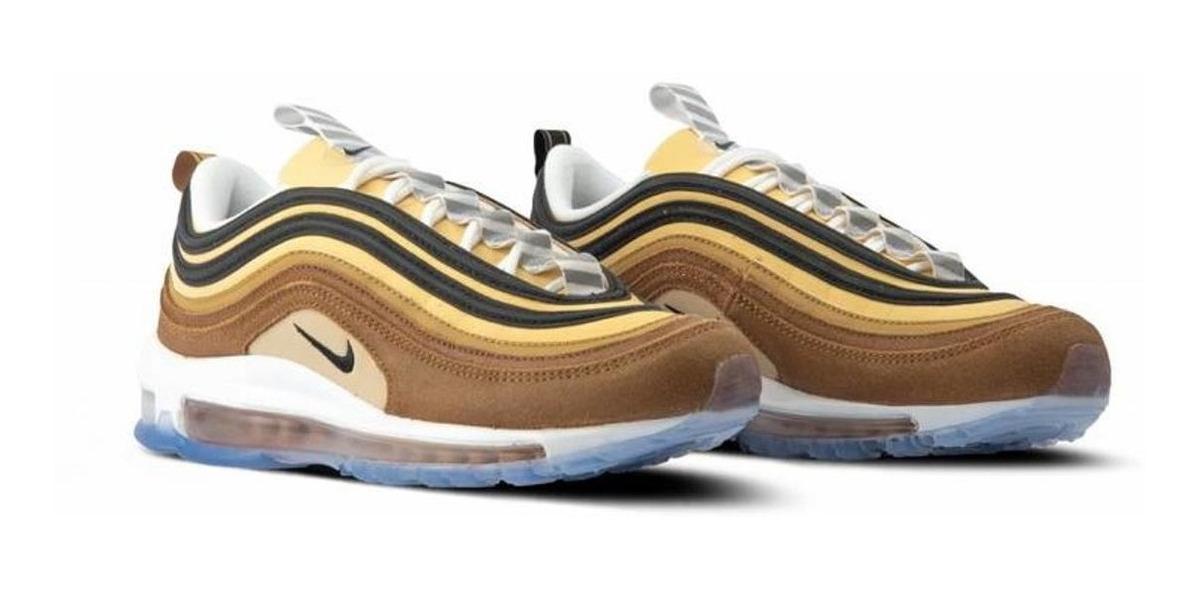 air max 97 hombre gold