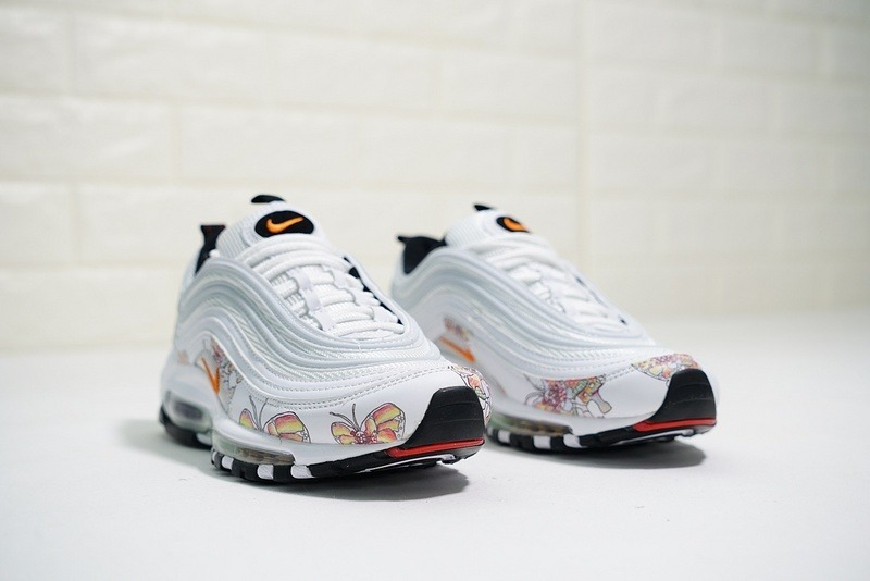 Zapatillas Nike Air Max 97 Flower White Exclusive Line