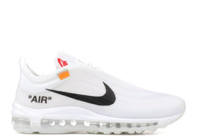 Zapatillas Nike Air Max 97 Off White A Pedido A 320 Soles
