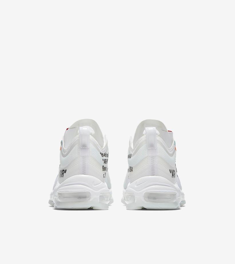 4233ec5429ebe zapatillas nike air max 97 off white blanco    nuevo 2018. Cargando zoom.