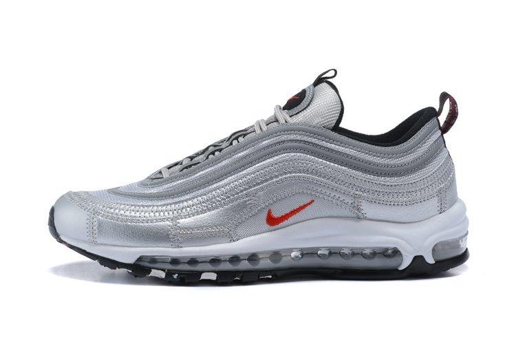 on sale 1ed4e 54c37 ... new zealand zapatillas nike air max 97 plata exclusivo 21c2b 4bba3