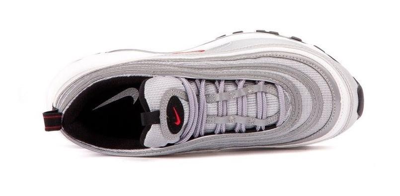 Zapatillas Nike Air Max 97 Qs Silver!! Hombre!!