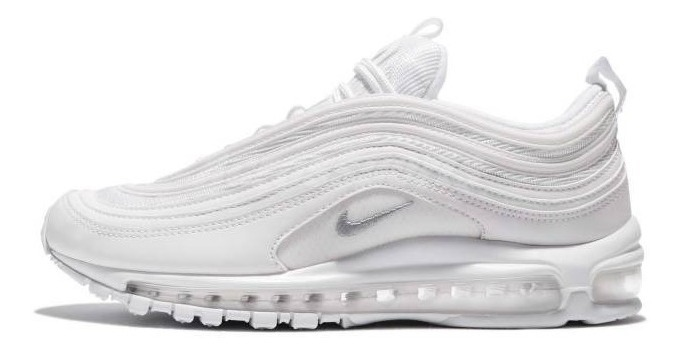 Zapatillas Nike Air Max 97 Triple White Modelo Limitado