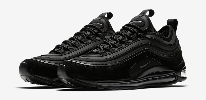 zapatillas nike air max negro