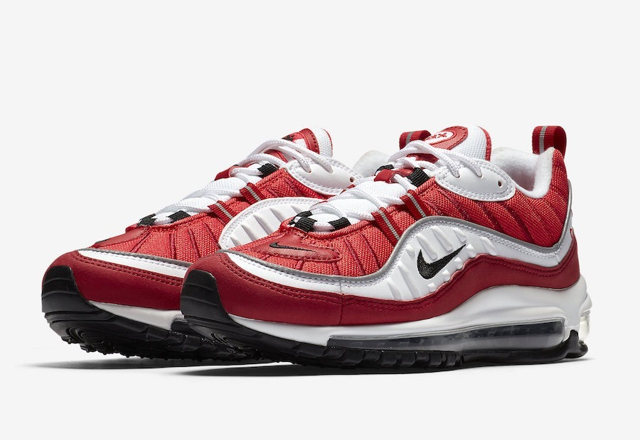 new arrivals special section best authentic usa 2018 nike air max air max 2018 rojo blanco 16544 5fa24